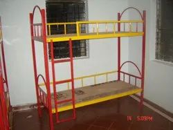 Iron Hostel Bunk Beds with Box