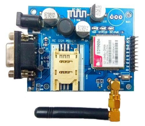 Sim900a Gsm Gprs Modem With Rs232 Port At Rs 1000 Piece