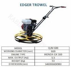 Edger Trowel