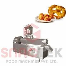 Puffed Snacks Extrude Machine