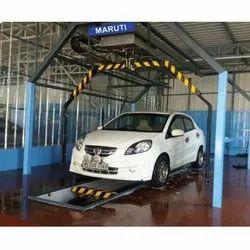 Automatic Car Washing Machine