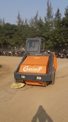 Best Ride On Road Sweeper