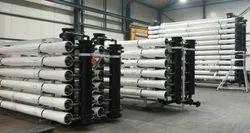 Membrane Housing Pressure Tubes