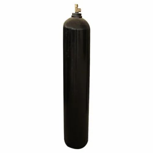Industrial Empty Gas Cylinder, Capacity: 46.7 L