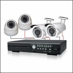 2.4 HIGH DEFINATION CAMERA DVR Camera, Features: Complete Set Up Of Cameras, CCD