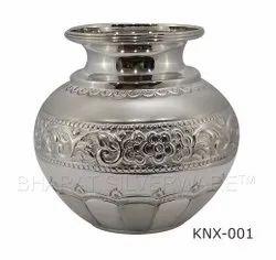 Pure Silver Elegant Silver Kalash