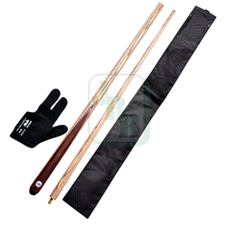 JBB Combo 9 Glove Cover And Cue