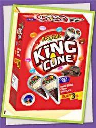 Choclate, Rabdi Chocolate King Cone, Box