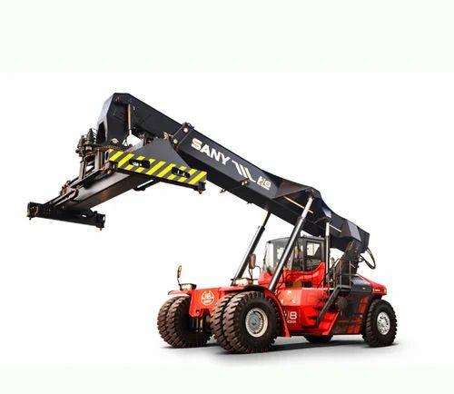 Reach Stacker Repair Services - Terex Reach Stackers Repairing