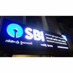 3D LED Acrylic Sign Boards