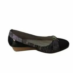 Partywear Ladies Designer Wedges Belly Shoes, Size: 5-12