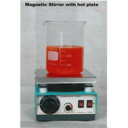 Acrylic Magnetic Stirrer With Hot Plate