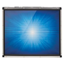 Stainless Steel LED Backlit LCD Display, For Advertising/Promotional, Shape: Square