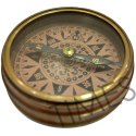 Nautical Pocket Compass, Size: 2.5 Inch