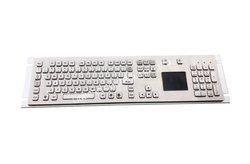 SS Keyboard With Touchpad (Tastatur)