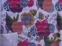 Tropical Kantha Handmade Quilt