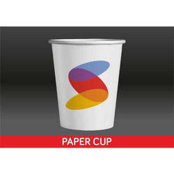 Printed 100ml Paper Cup, Capacity: 100 ML, Use: Cold Beverages