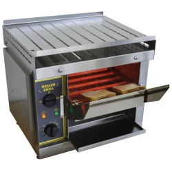 2650 Watts Roller Grill Conveyor Toaster for Hotel