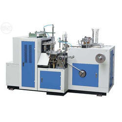 Fully Auto Tee Cup Making Machine