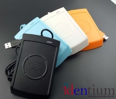 RFID Readers - IDentium Dual Frequency RFID Reader (HF LF