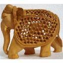 Wooden Handicraft Elephant