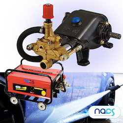 NACS High Flow Car Washer 30 Liter Per Minute 40 Bar