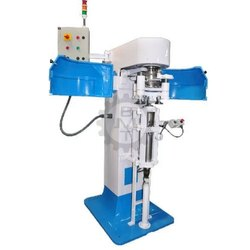 Silencer Muffler Seaming Machine