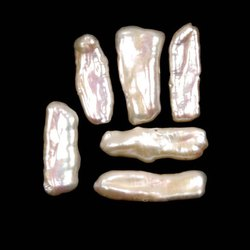 Factory Price Biwa Pearl Loose Gemstone