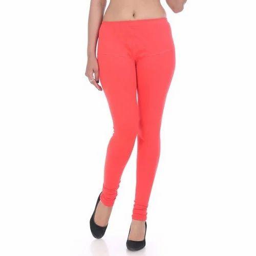 8ed88c613d3fd Cotton Lycra V Cut Legging, Size: M And XXL, Rs 187 /piece(s) | ID ...