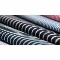 Stripes Cotton Shirting Fabric