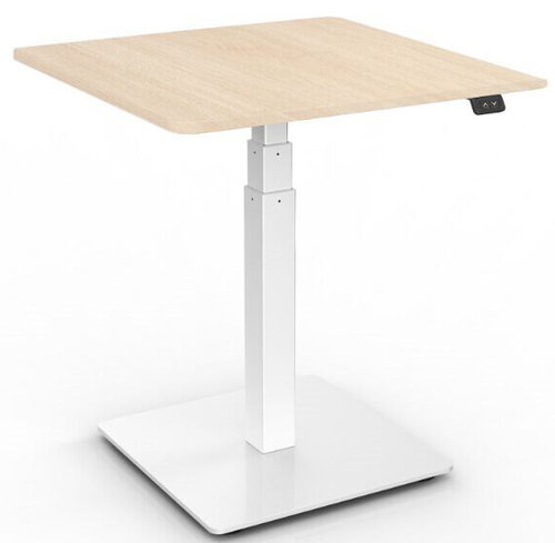 Single Leg Electric Height Adjustable Table