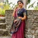 Soft Handloom Cotton Saree