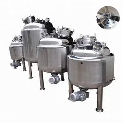 Bottom Entry Mixers For Pharma, Automation Grade: Semi-Automatic