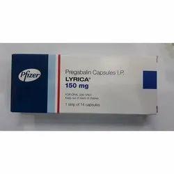 Lyrica 150 mg Capsules