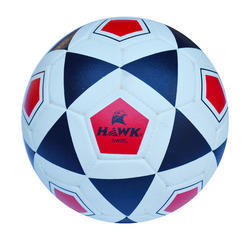 Rubber Molded Swirl Soccer Ball