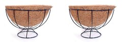 Coir Garden 10 Inch Round Ring Floor Basket