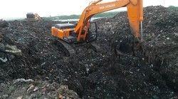 Tata Hitachi Excavator - Hire, Capacity: <100 Tons