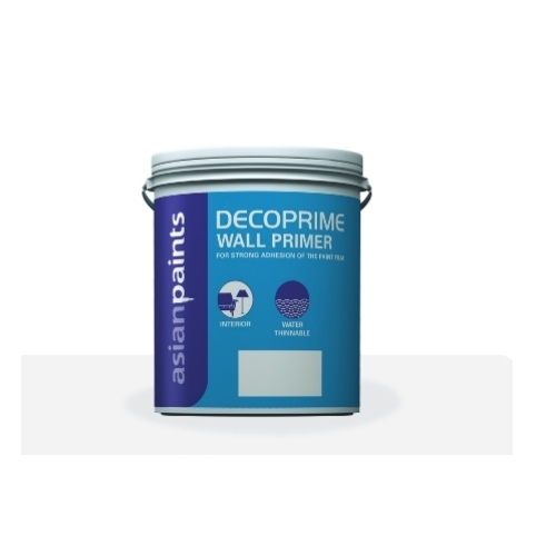 Lovely Asian Paints Trucare Interior Wall Primer (Water Thinnable), 1,4,20Ltr