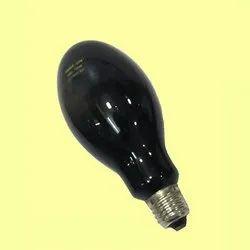 Black Wood Bulb 125W