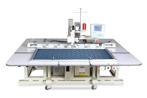 Auto Template Sewing Machine