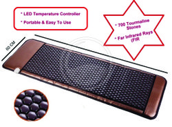 700 Stones Tourmaline Heating Mat