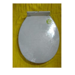 Hydraulic PVC Toilet Seat Cover