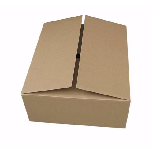 Paperboard Rectangular Packaging Corrugated Carton Box
