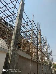 20 Double Hieght For Elevation. Residential Construction Service, Raipur Bhilai