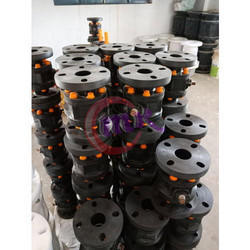 HDPE Industrial Ball Valve Flanged End