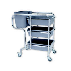 Pro Dining Collection Trolley