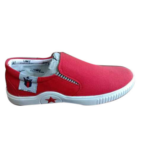 Daily wear Canvas Shoes, Size: 7-10, Rs