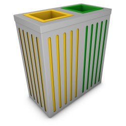 Waste Segregation Dustbins