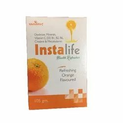 Insta Life Health Refresher, 105 Gm