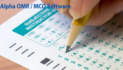 Offline Alpha OMR MCQ Software, Free Demo/Trial Available, For Windows